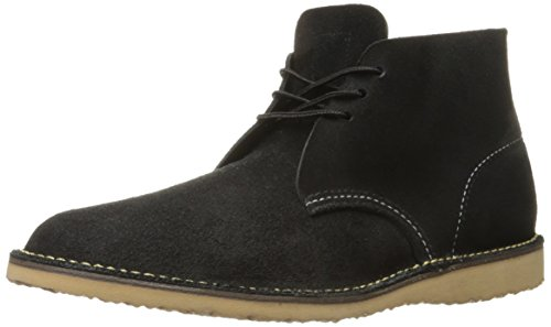 Red Wing Boots - Red Wing Weekender Chukka Boots - Black Abilene (Abilene Boots)