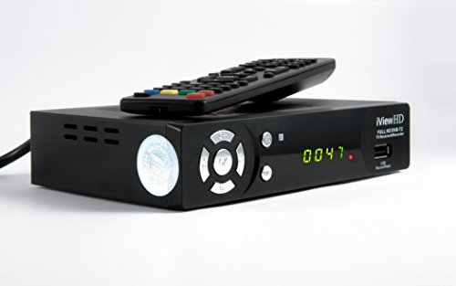 UK FULL HD 1080P FREEVIEW HD WiFi Ready Set Top Box Digital TV Receiver &  USB HD Recorder DVB-T2 Terrestrial Tuner Analogue to Digital Television