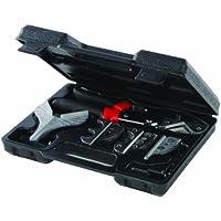 Silverline - Kit pinza da taglio in PVC, teste multiple