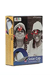 Kutuhal Solar Cap With Cooling Fan Kit
