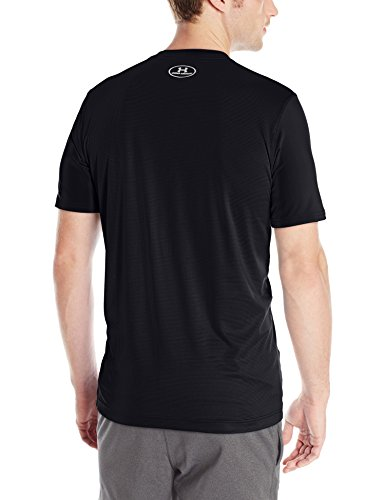 Under Armour Fitness Raid Short Sleeve Tee Herren Fitness - T-Shirts & Tanks Schwarz (Schwarz 001)