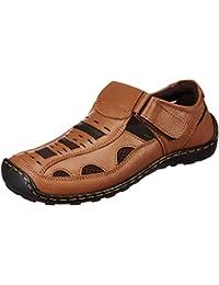 Burwood Men's Leather Sandals