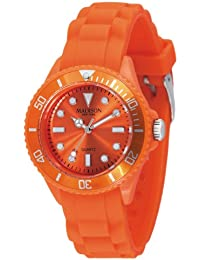 Madison New York Unisex-Armbanduhr Candy Time Mini Analog Silikon L4167-04/3
