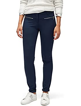 TOM TAILOR Damen Hose Ponte Roma Tregging