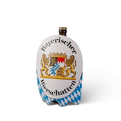 Bayerischer Bierschatten (2er Set)