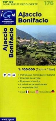 Ajaccio/Bonifacio: IGN.V176