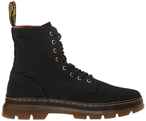 Dr. Martens Combs, Stivaletti Unisex – Adulto Black