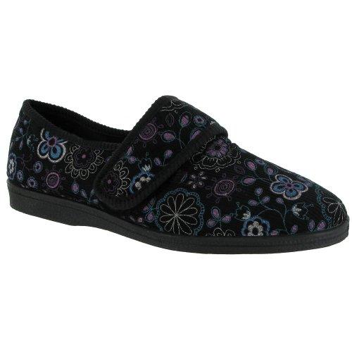 Mirak ,  Pantofole donna Blu