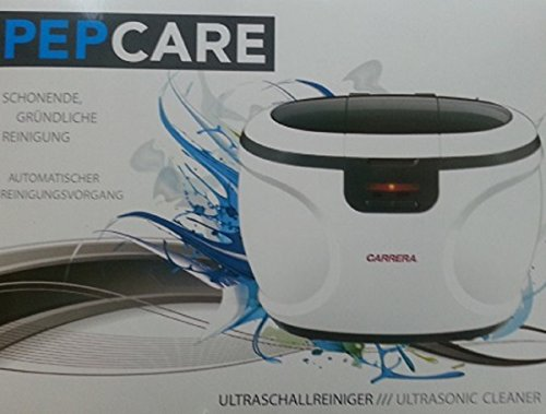 CARRERA PEP Care Ultraschallreiniger Reiniger für Brillen Uhren Schmuck
