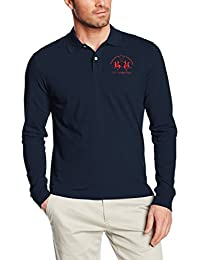 La Martina Man Piquet Stretch, Polo Homme