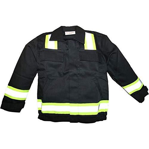 feuerwehrjacke kinder Feuerwehrjacke für Kinder 110-116 5-6 Jahre