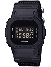Casio G-Shock Men's Watch DW-5600BBN-1ER