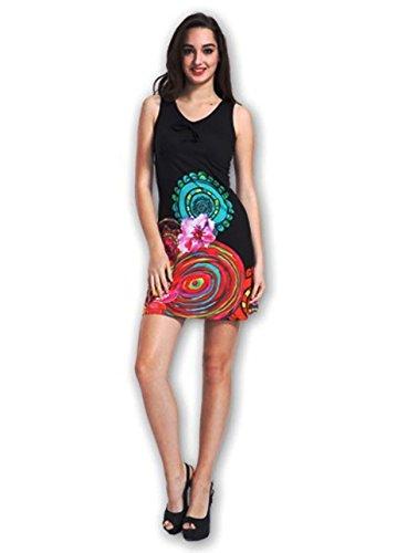 coton-du-monde-vestido-de-roma-color-negro-negro-40
