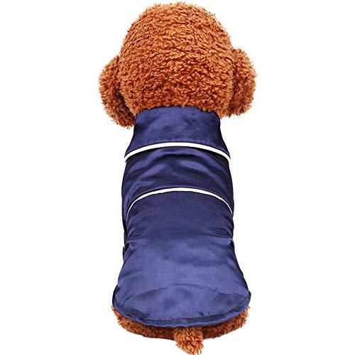 Anju Kleidung für Hunde, Pyjama für Haustiere, Bademantel, Kleidung mit Zwei Füßen, Vier Jahreszeiten -