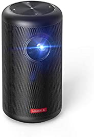 Nebula Capsule II Smart Mini Projector, by Anker, Palm-Sized 200 ANSI Lumen 720p HD Portable Projector with Wi