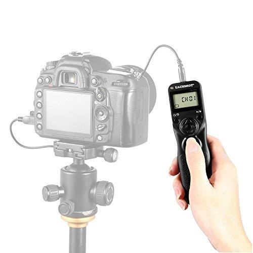 EACHSHOT-TW283DC2-Wireless-Timer-Remote-Control-Shutter-Release-for-Nikon-D7200-D7100-D7000-D5500-D5300-D5200-D5100-D5000-D3300-D3200-D3100-D750-D610-D600-D90-DF