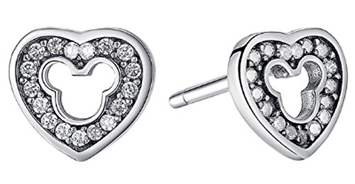 saysure-925-sterling-silver-cute-minnie-heart-stud-earrings