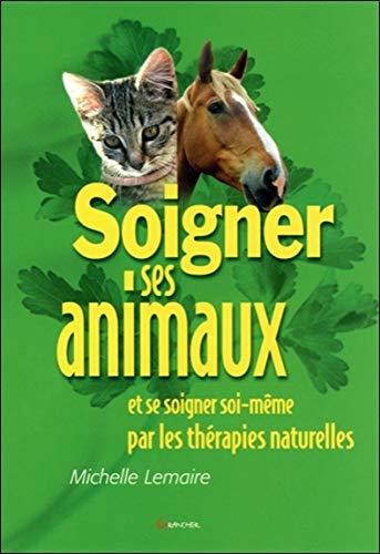 Soigner les animaux par thérapies naturelles