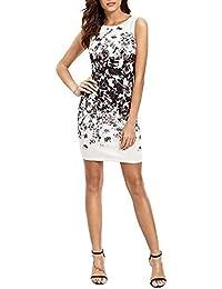 online store 2a6f7 26856 Amazon.it: fiori - Bianco / Vestiti / Donna: Abbigliamento