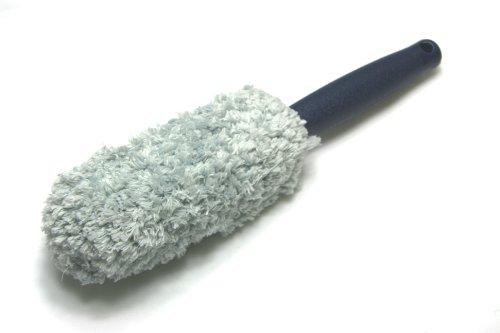 Spazzola in microfibra per cerchioni