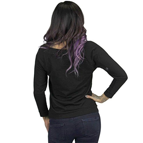 Sullen Clothing - Sweat-shirt - Femme noir Schwarz Schwarz