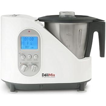Simeo - qc350 - Robot cuiseur multifonctions 2l 1500w Delimix