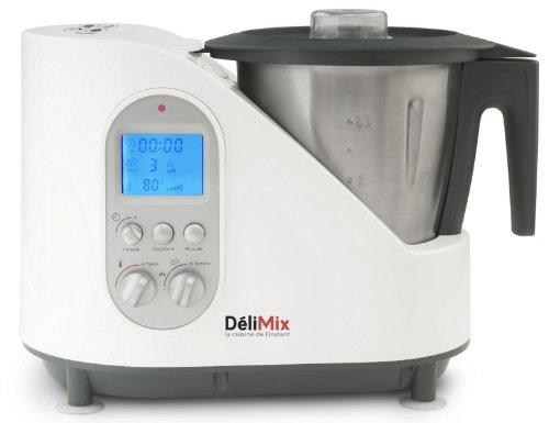 Simeo - qc350 - Robot cuiseur multifonctions 2l 1500w...