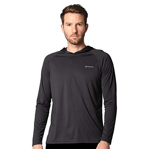 Ogeenier Protección Solar UV Hombre UPF50+ Camiseta