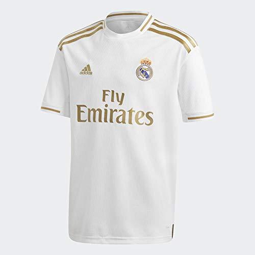 Adidas Real Madrid Home Jersey Kids Camiseta Manga