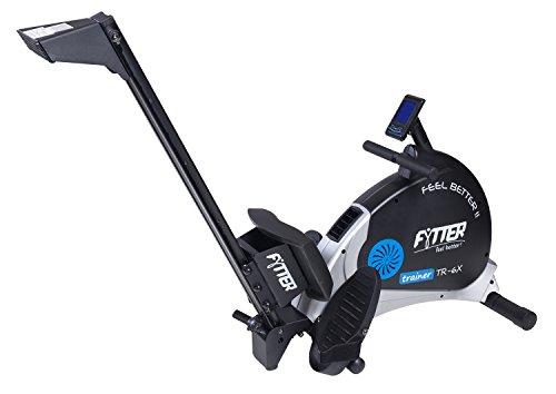FYTTER TRAINER TR-6X. Rameur motorisé de haute performance. Le rameur qui préparent le mieux les atlhètes !