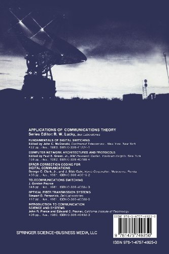 Deep Space Telecommunications Systems Engineering (Applications of Communications Theory)