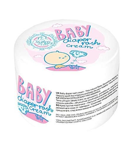 -541- BABY Wundcreme/Windelcreme mit Sheabutter Avokadoöl Mandelöl Ringelblume für Babys 100 ml