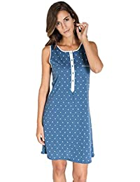 MASSANA - Camisola de Mujer Azul Plomo L197222 M