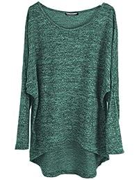 Emma & Giovanni - Pullover/T-Shirt Oversize - Damen
