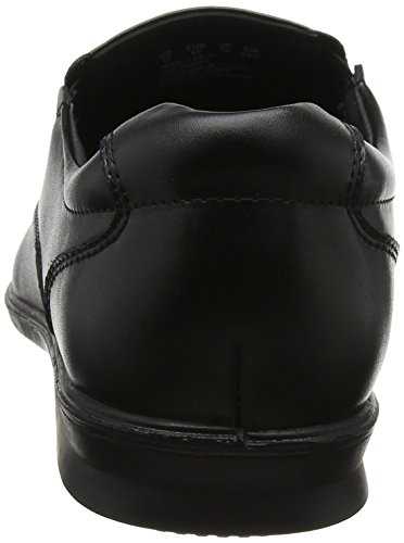 Hush Puppies Herren Cale Slip On Slipper Schwarz (Black)