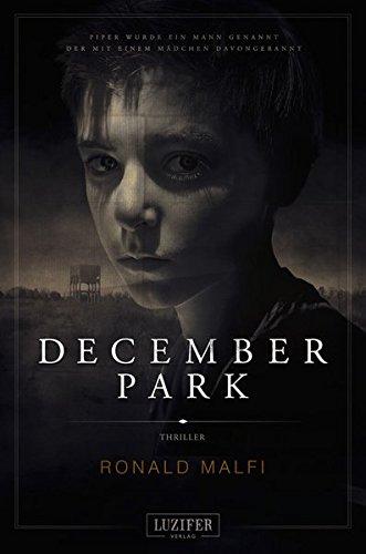 Buchcover December Park: Roman