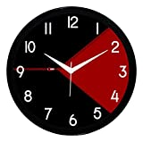 IT2M 11 Round Designer Wall Clock with G...