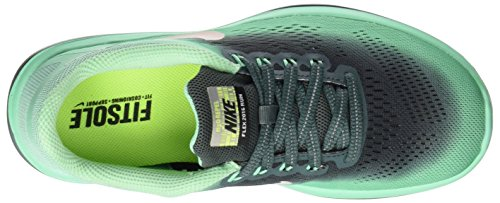 Nike Damen 852447-300 Trail Runnins Sneakers Grün