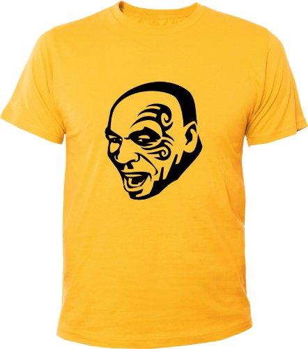 mister-merchandise-t-shirt-mike-tyson-uomo-maglietta-s-xxl-molti-colori