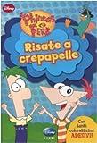 Image de Risate a crepapelle. Phineas e Ferb. Con adesivi