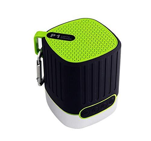 Bluetooth Altavoz baño Creativo LED lámpara Colgante Cuerda Altavoz inalámbrico Entretenimiento portátil,...
