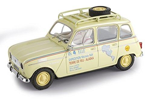 Scalextric - Renault 4L Tierra de Fuego