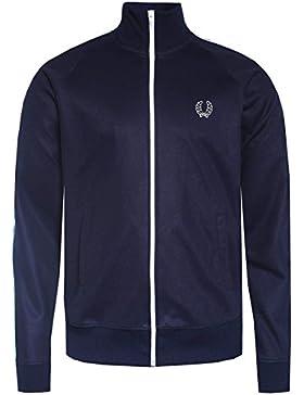 Fred Perry Cinta de laurel Track Jacket Azul