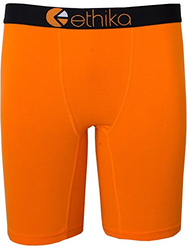 ethika-orange-black-core-performance-boxer-shorts