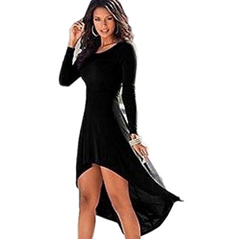 Costumes Avec Long Black Socks - Byjia Dos De Couleur Unie Femmes Percé
