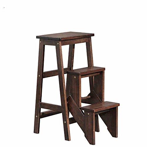 Ändern Schuhe Stuhl Hochstuhl Alle Massivholz Falttreppe/Multifunktionsleiter / Dual Hocker / (770 * 585 mm)