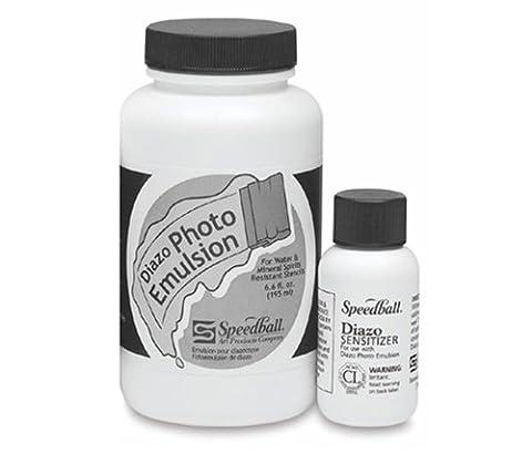 Speedball Diazo Photo Emulsion and Sensitizer by Speedball