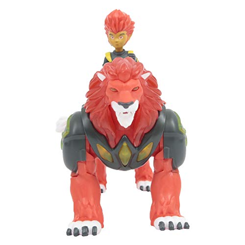 Gormiti GRM05200 HyperBeasts-Pryon and Fire Beast