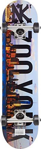 Skateboard Complete Deck Zoo York Photo Incentive Skyline 7.0