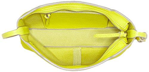 Ecco Ecco Jilin Small Crossbody, sac à bandoulière Jaune (Sulphur)